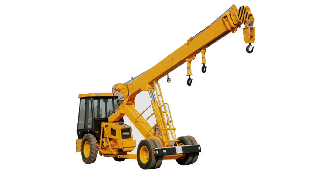 pick and carry crane manufacturers