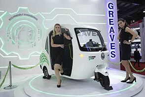 greaves auto expo